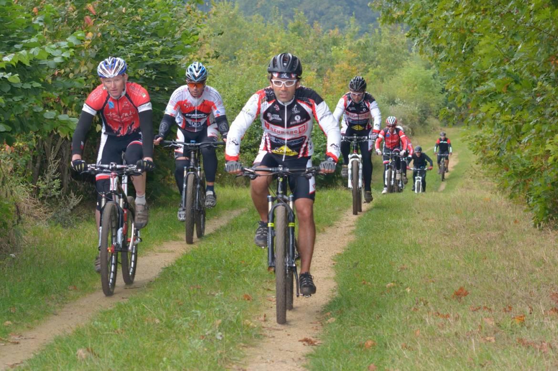 MTB trail Erpeldange