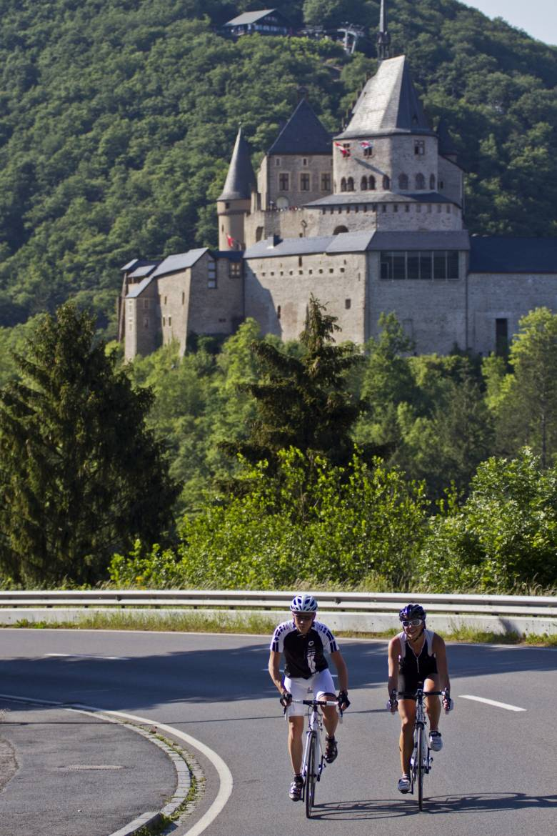 cycle path des ardennes