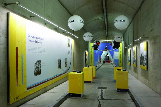 hydroelectric plant exhibition