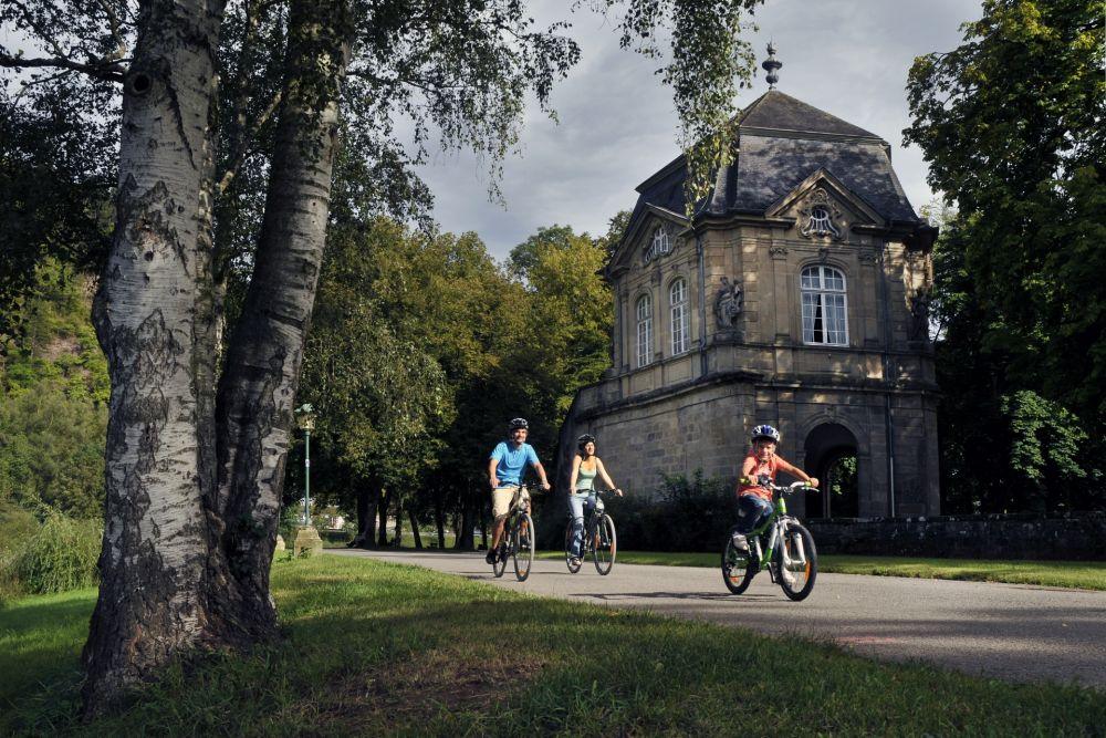 fietsen in echternach