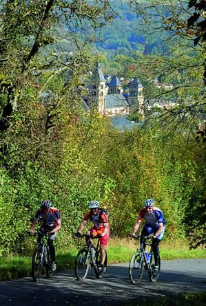 cycling echternach