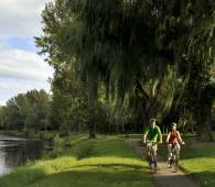 cycle path panorama route echternach