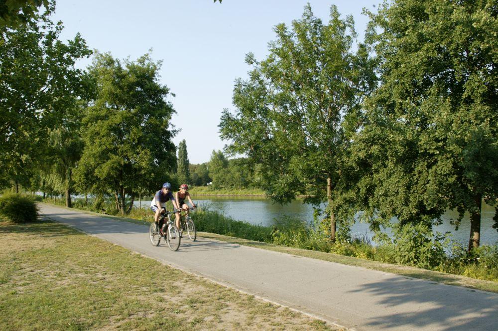 fahrrad fahren mosel