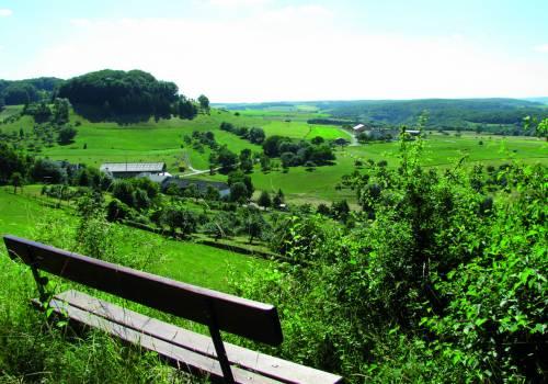 reisdorf fahrradweg