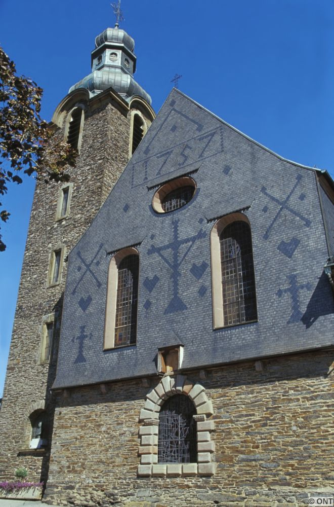 church troisvierges