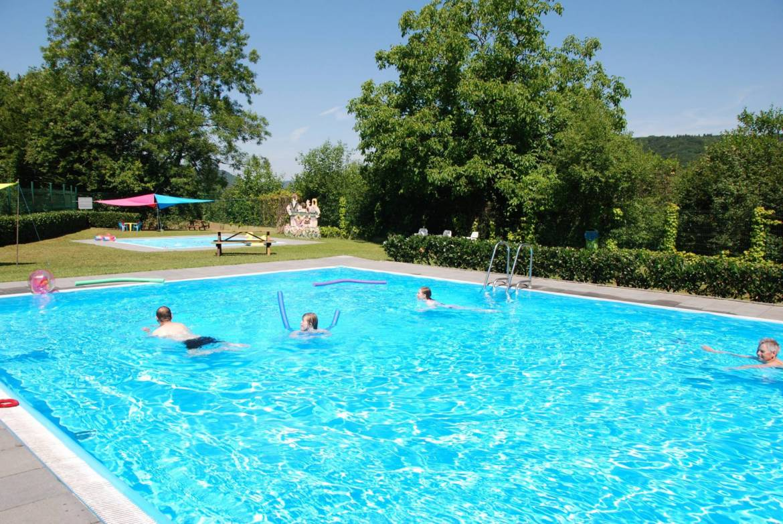 Outdoor Swimming Pool Echternach