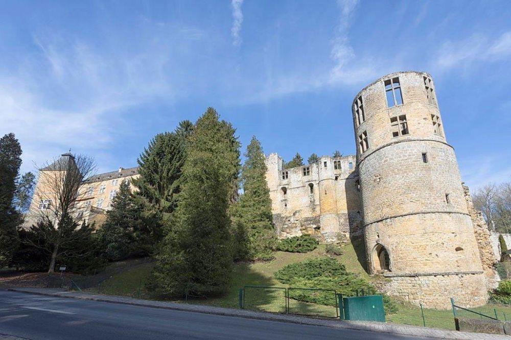 Beaufort castles
