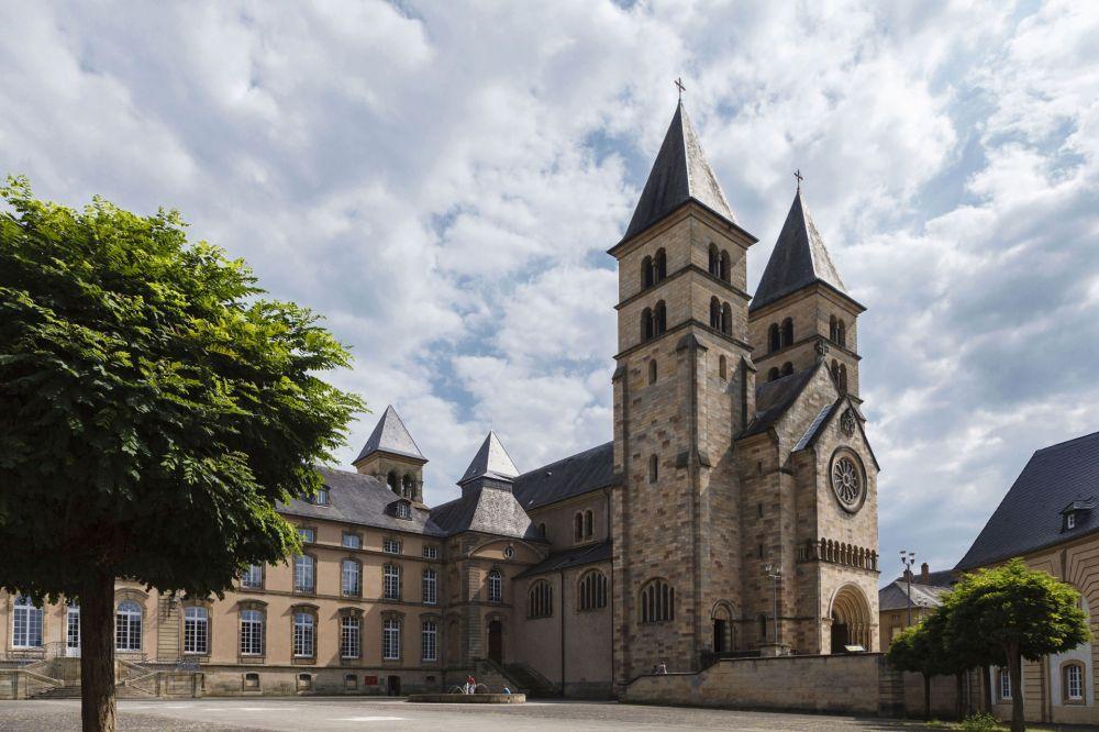 basilica echternach