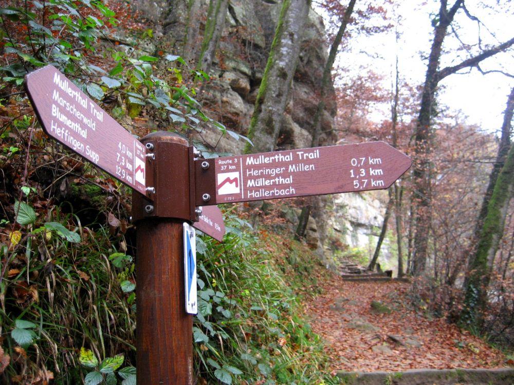 signalisation mullerthal trail