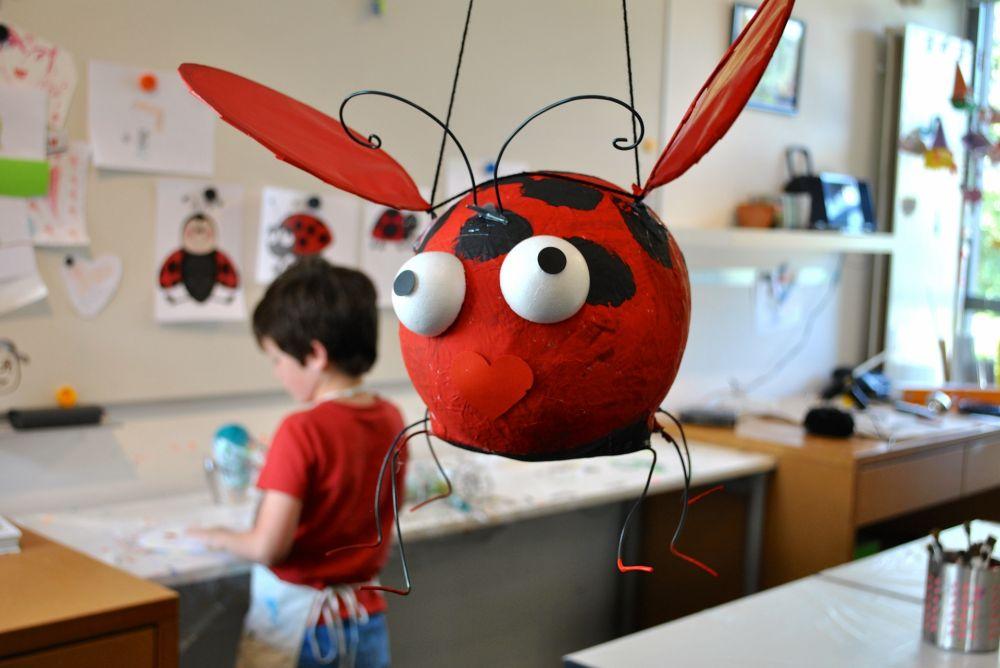 Kulturhuef, workshop Kids Kinder