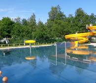 Open-air swimming pool, Troisvierges