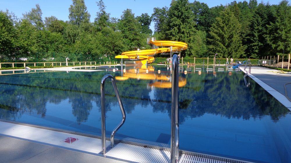 Freiluftschwimmbad Troisvierges