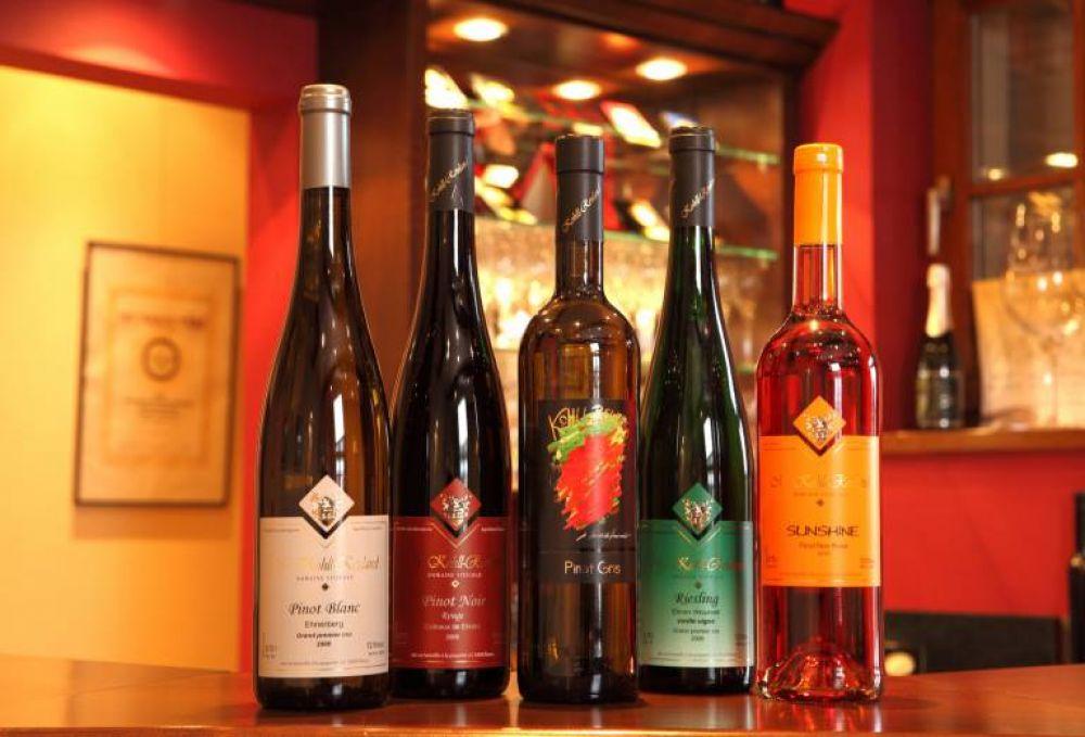 kohll reuland vins