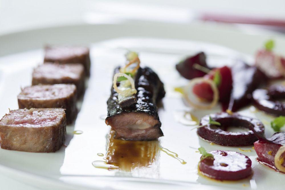 boeuf wagyu la crsitallerie restaurant gastronomique hotel le place d armes luxembourg 2