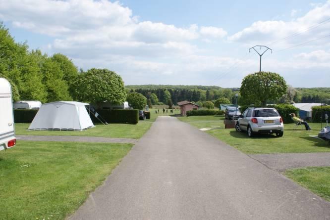 staanplaatsen voor campers camping bon repos visit luxembourg. Black Bedroom Furniture Sets. Home Design Ideas