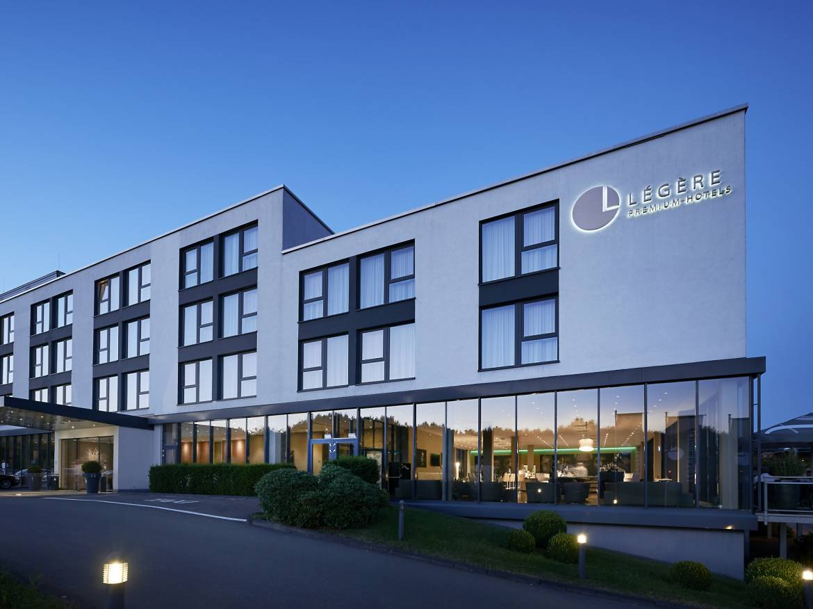Hotel Legere Luxemburg Wellness