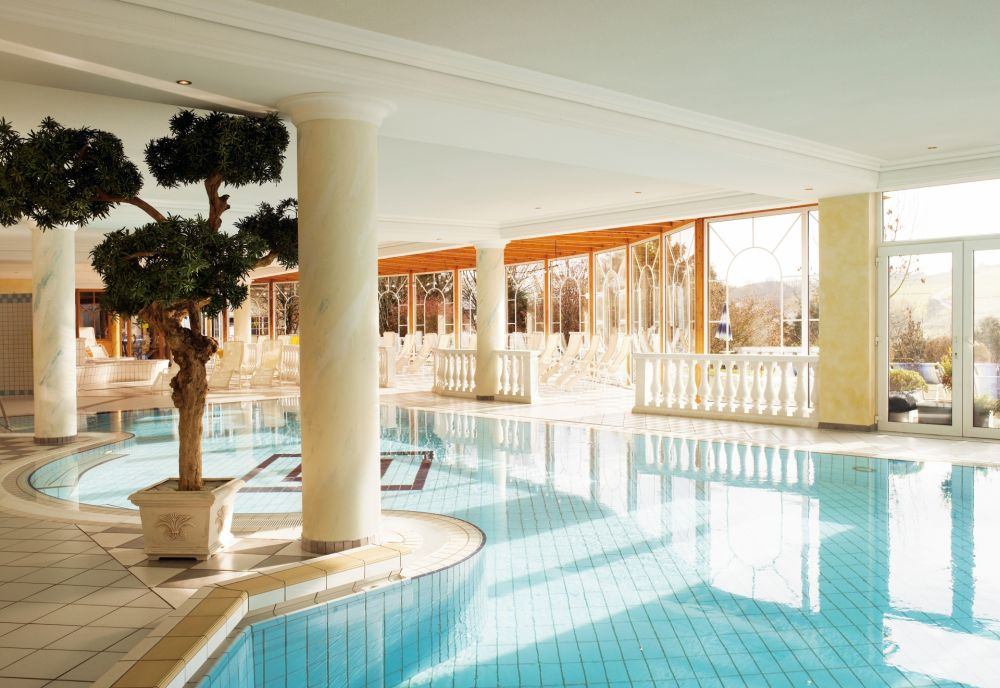 sporthotel leweck piscine