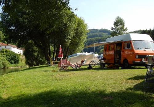 camping rivage