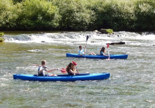 kayak rivage 1