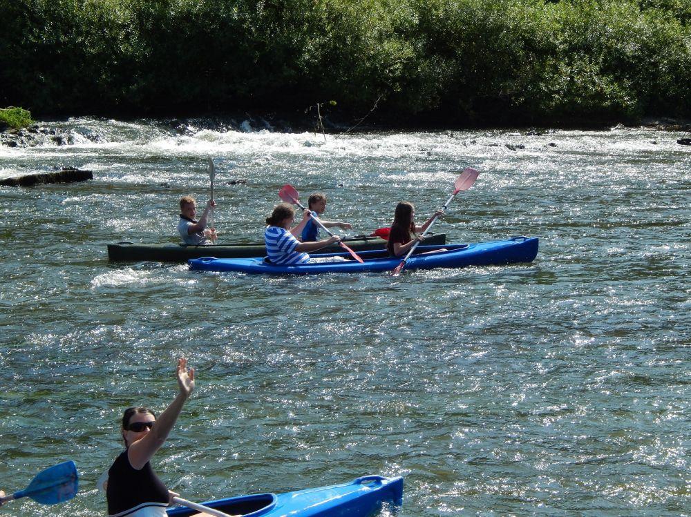 kayak rivage 2
