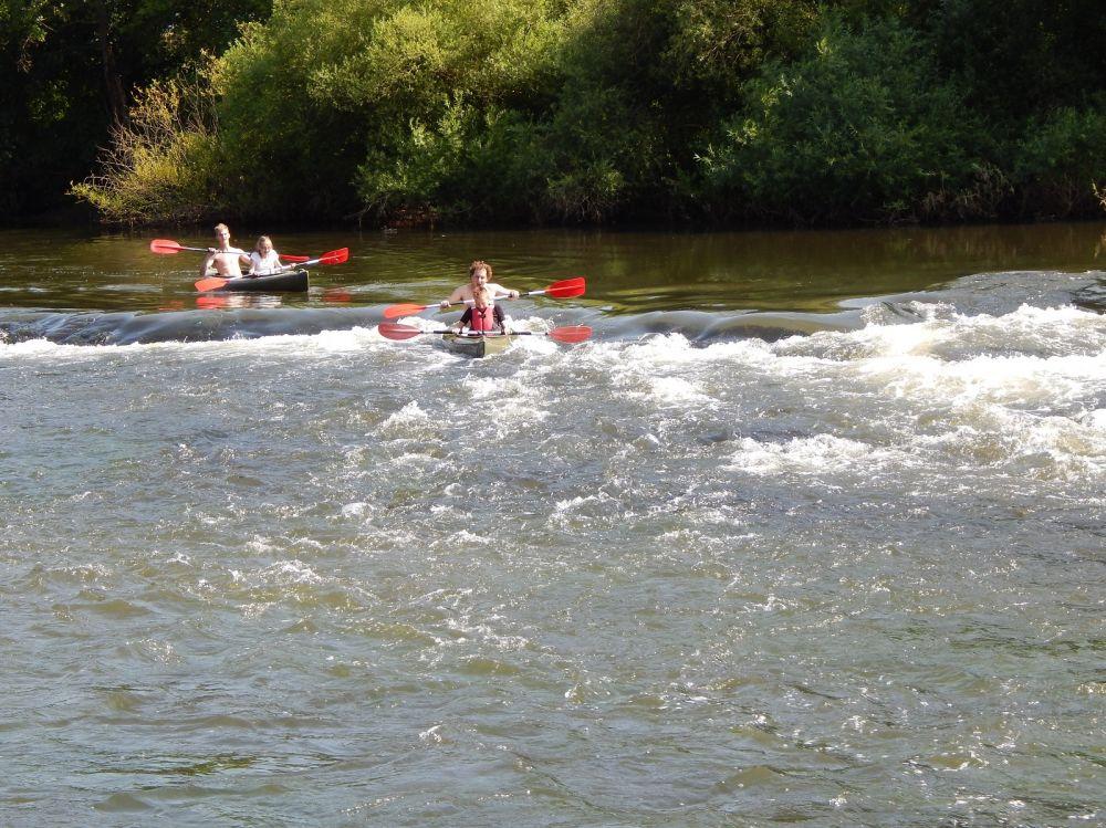 kayak rivage 4