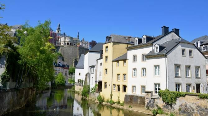 rundwanderweg wenzel luxemburg stadt
