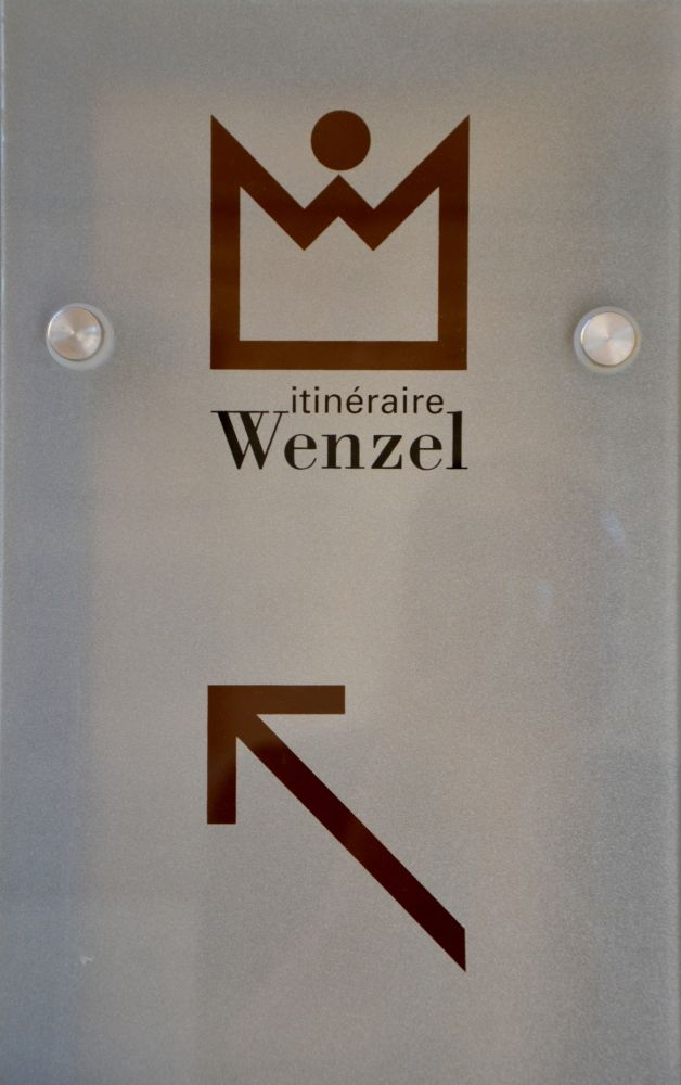 itinerary wenzel sign