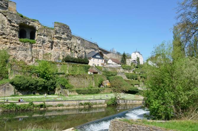 Kasematten Luxemburg Stadt