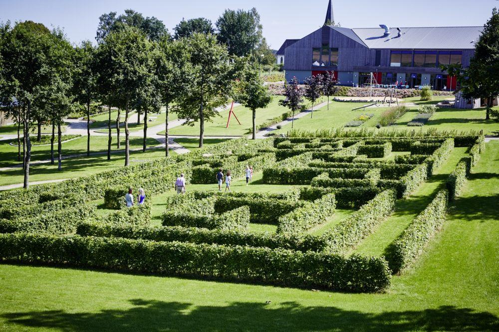 park sennesraich jardin et complexe lelljer gaart s.c.