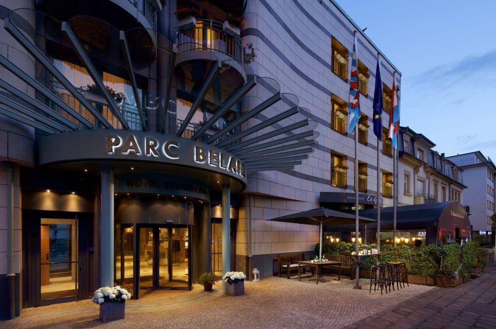 Hotel restaurant parc belair visit luxembourg for Designhotel luxemburg