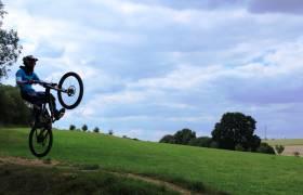 tournage reckange downhill vtt 45