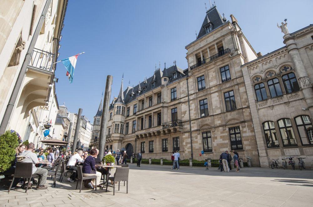 palais grand ducal christian millen