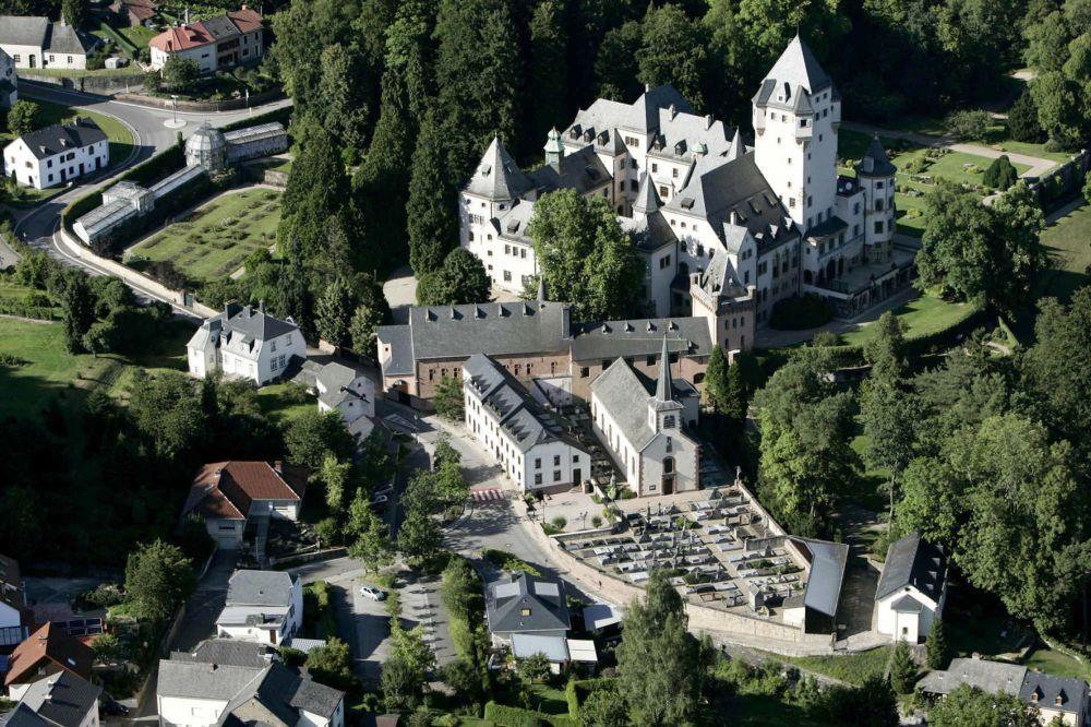Kasteel Colmar-Berg