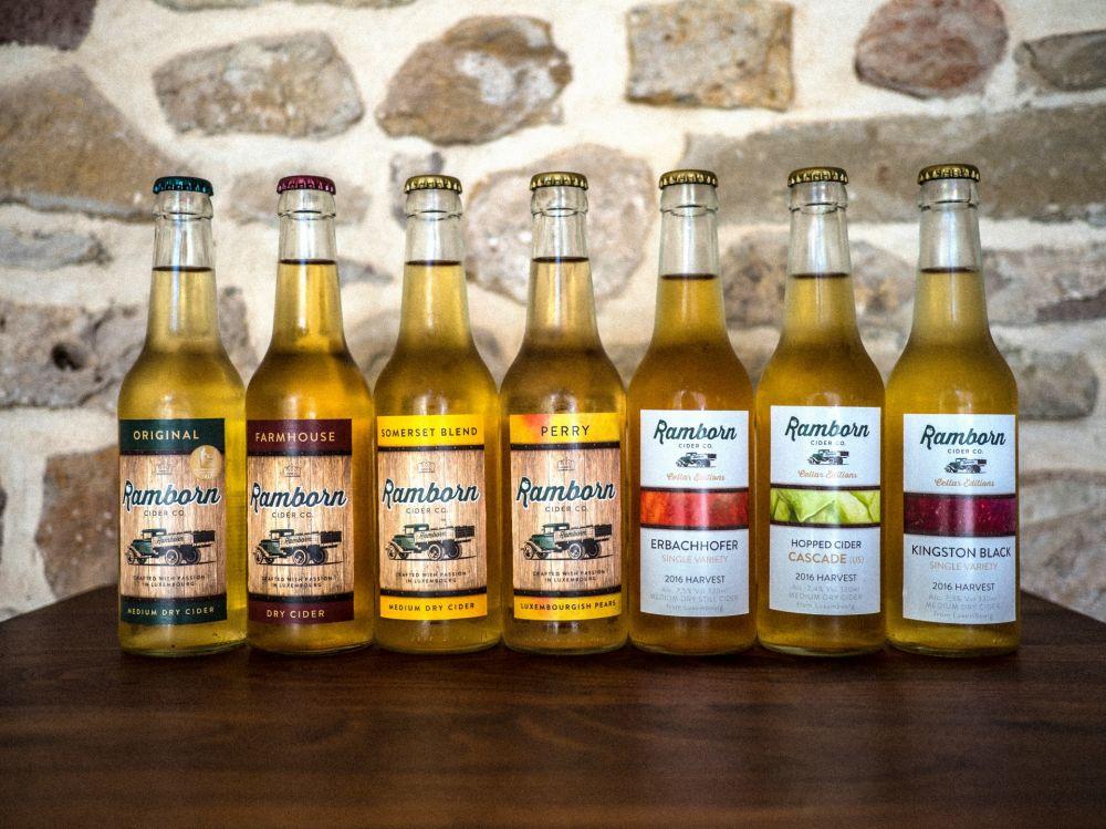 ramborn bouteilles