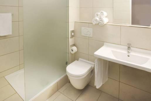 Alvisse Parc Hotel (bath room)