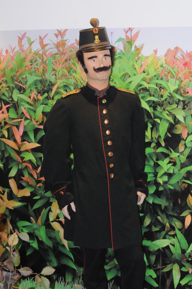muse e des douanes historical uniform 1914