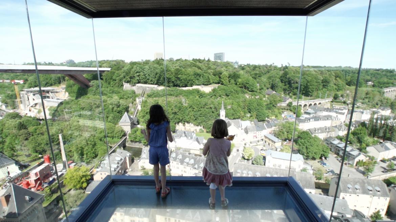 panoramic elevator pfaffenthal