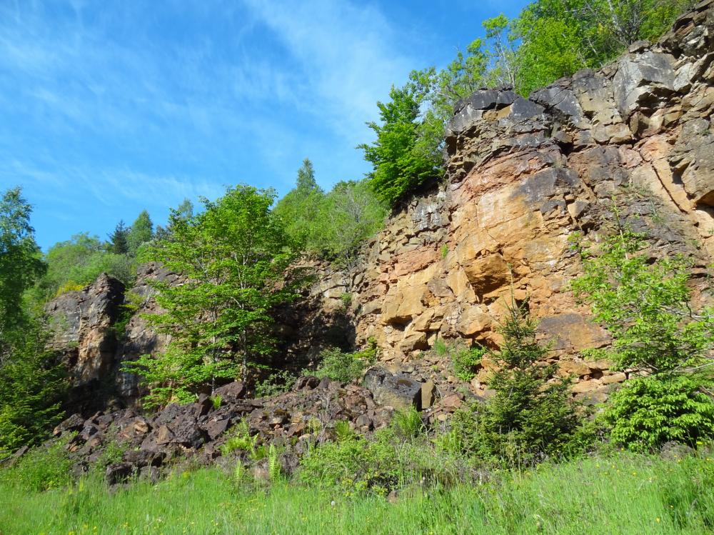 nature reserve pe tange ort sud