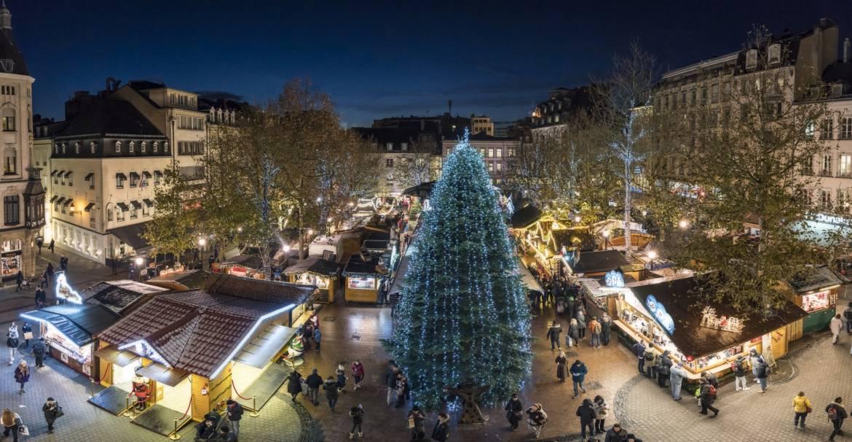 Paris Weihnachtsmarkt.Weihnachtsmärkte Luxembourg Visit Luxembourg