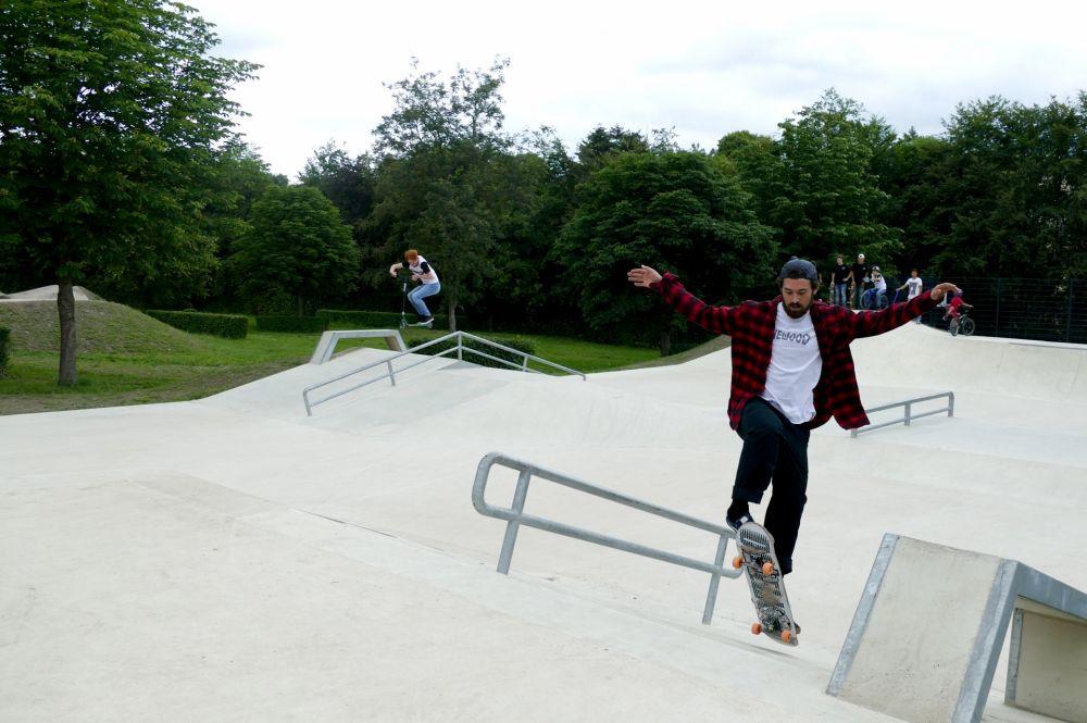 skate park kaul