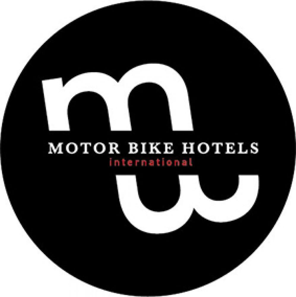 mb hotel logo black red kreis