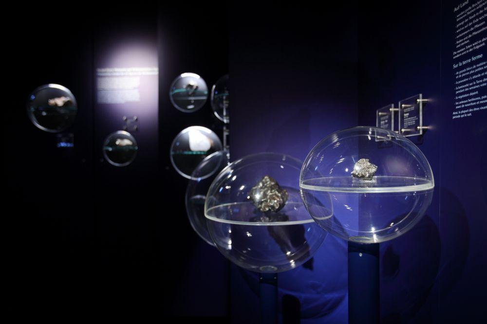 meteoritensammlung mnhnl