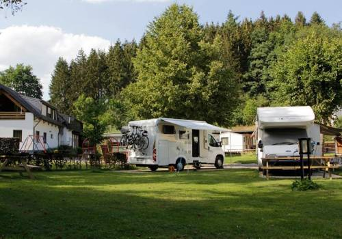 foto s camping car spaces