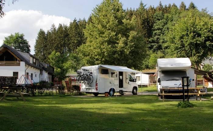 foto s camping car spaces