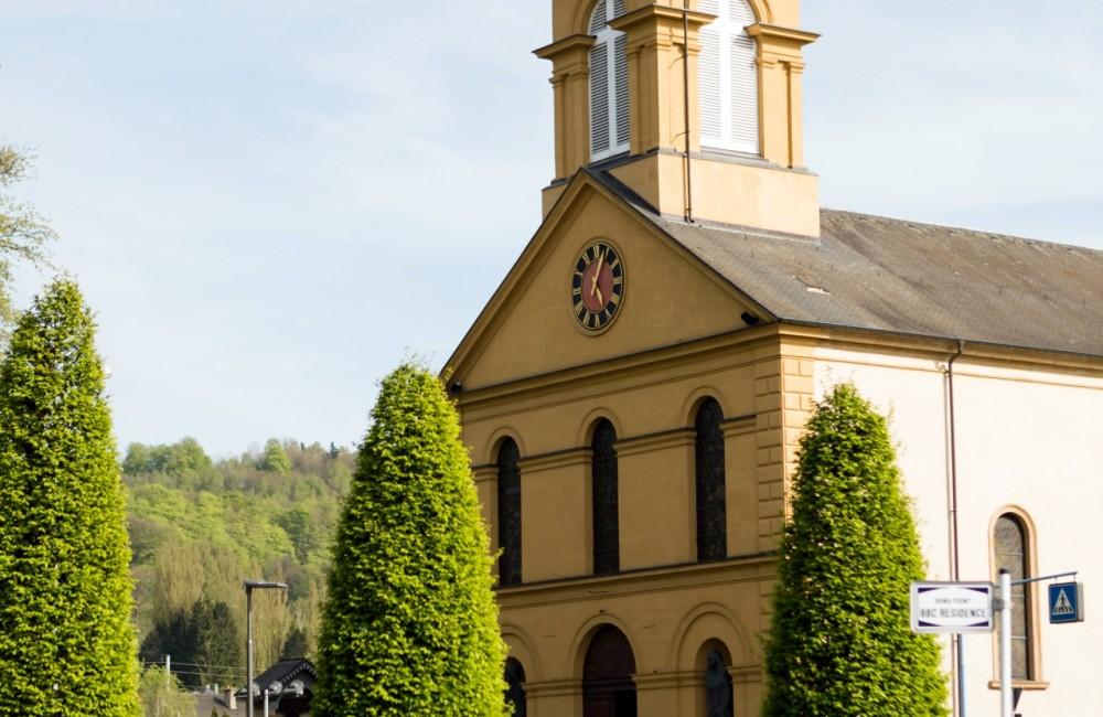 walferdange dreifaltigkeitskirche commune walferdange