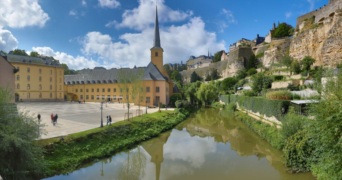 UNESCO Bike Tour - Luxemburg, Altstadt und Festung
