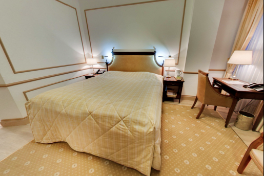 grand hotel cravat chambre