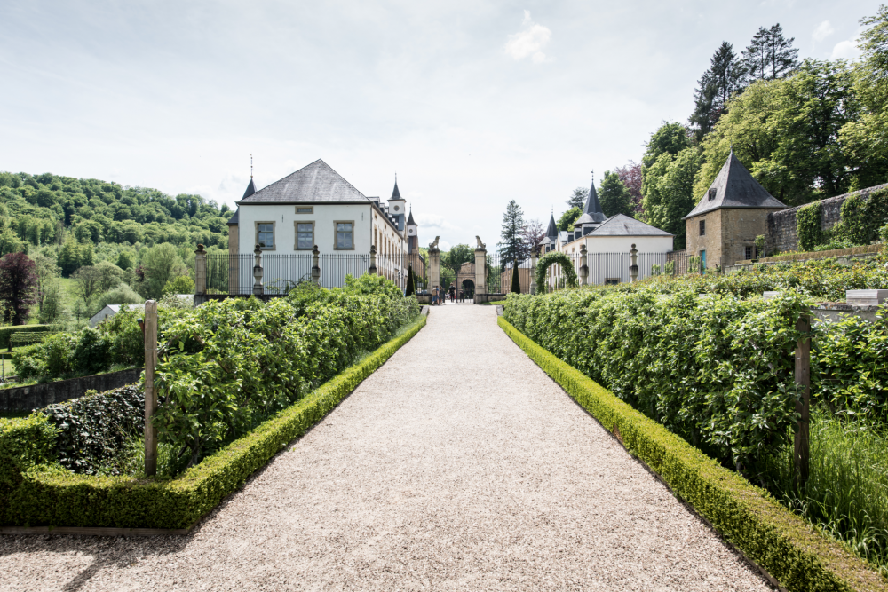 7 castles ansembourg parc jonathan godin