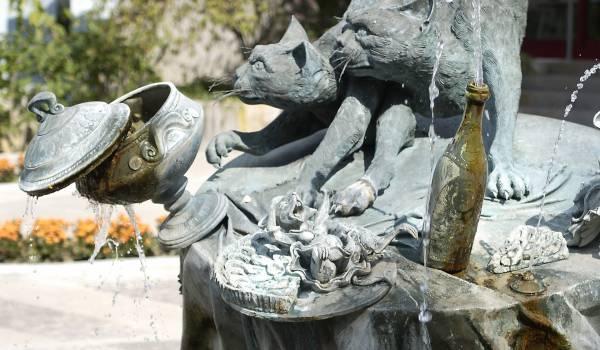 fontaine maus katti