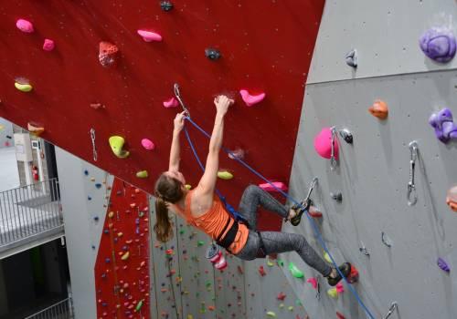 RedRock Climbing Center 01